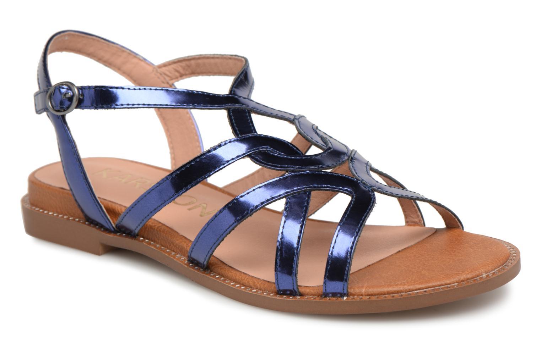 Casual salvaje Karston Sogam (Azul) - Sandalias en Más cómodo