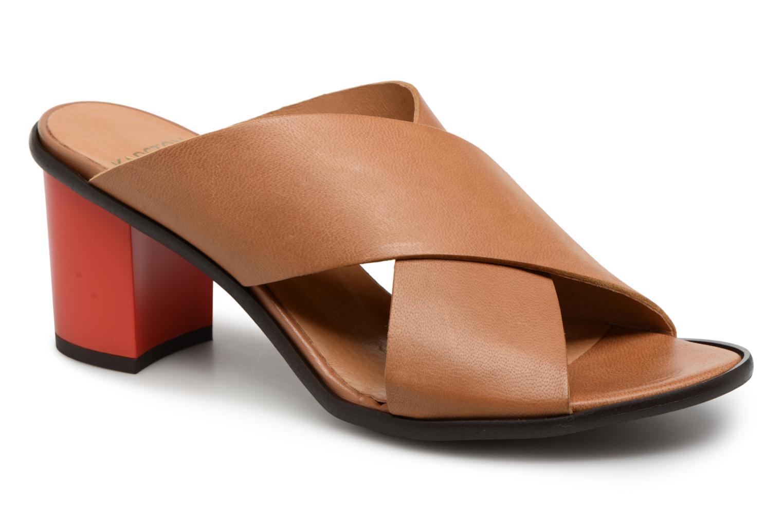 Zapatos promocionales Karston Lipstic (Marrón) - Zuecos   Descuento de la marca