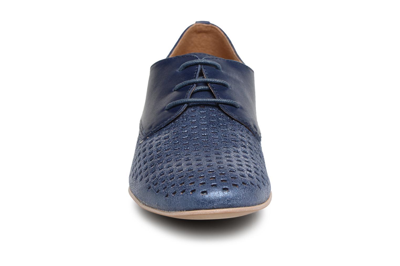 Chaussures à lacets Karston Joie Bleu vue portées chaussures