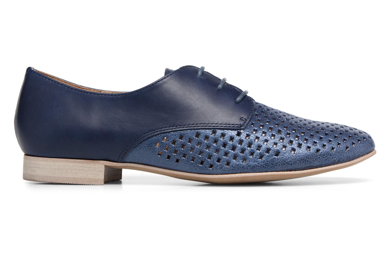 Chaussures à lacets Karston Joie Bleu vue derrière