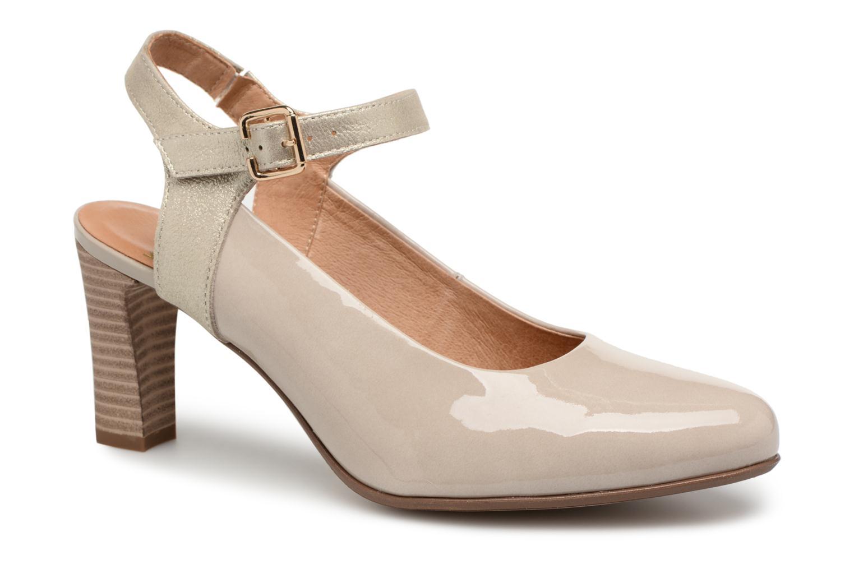 High heels Karston Idax Grey detailed view/ Pair view