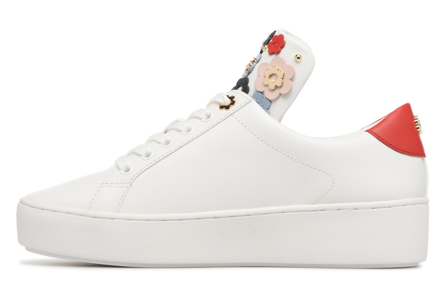 Trainers Michael Michael Kors Mindy Lace Up White front view
