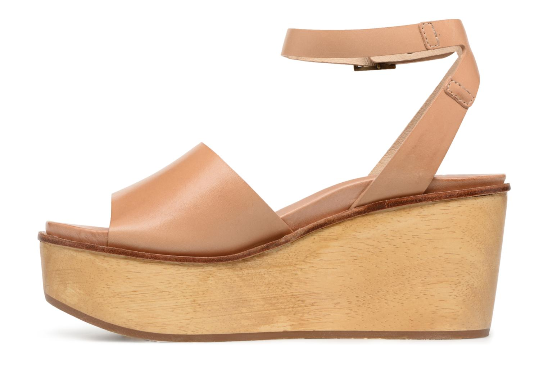 Sandales et nu-pieds Neosens BREVAL S507 Beige vue face