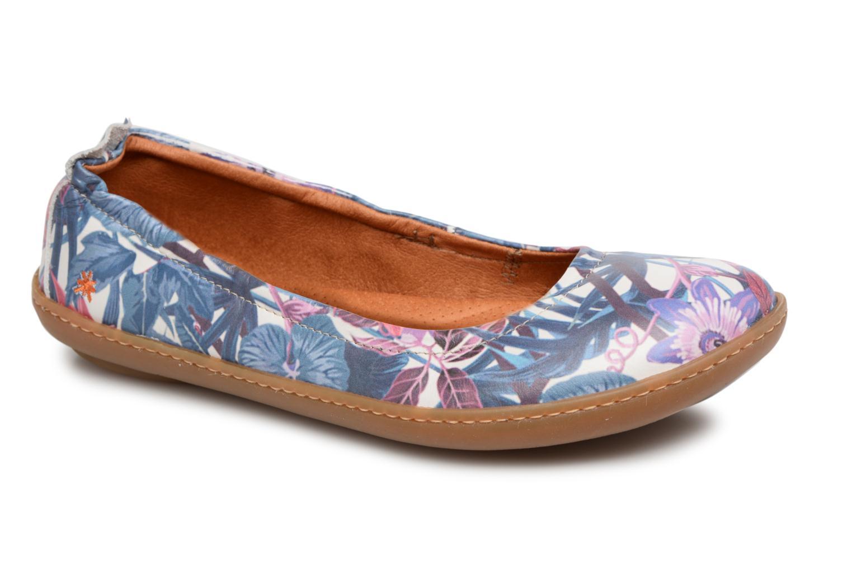 Grandes descuentos últimos zapatos Art Kio 1290F (Azul) - Bailarinas Descuento