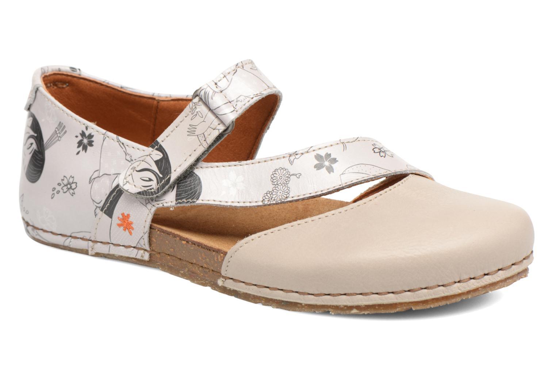 Grandes descuentos últimos zapatos Art Creta 1250F (Blanco) - Bailarinas Descuento