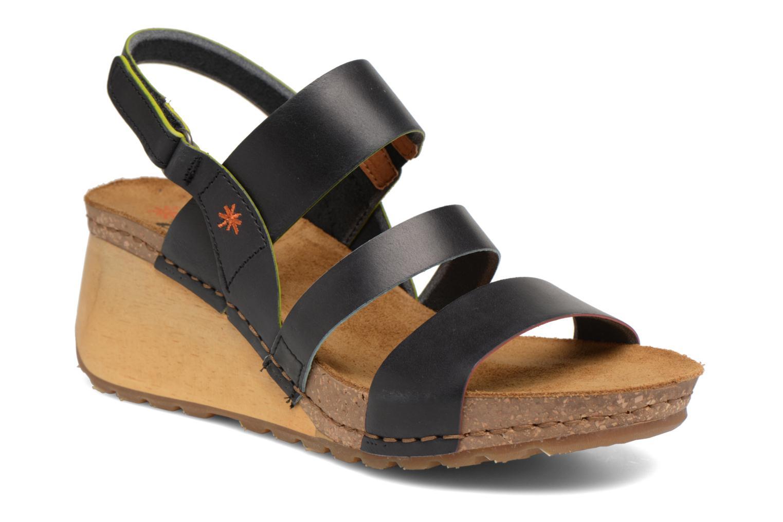 Art Borne 1320 (Noir) - Sandales et nu-pieds chez Sarenza (312283)