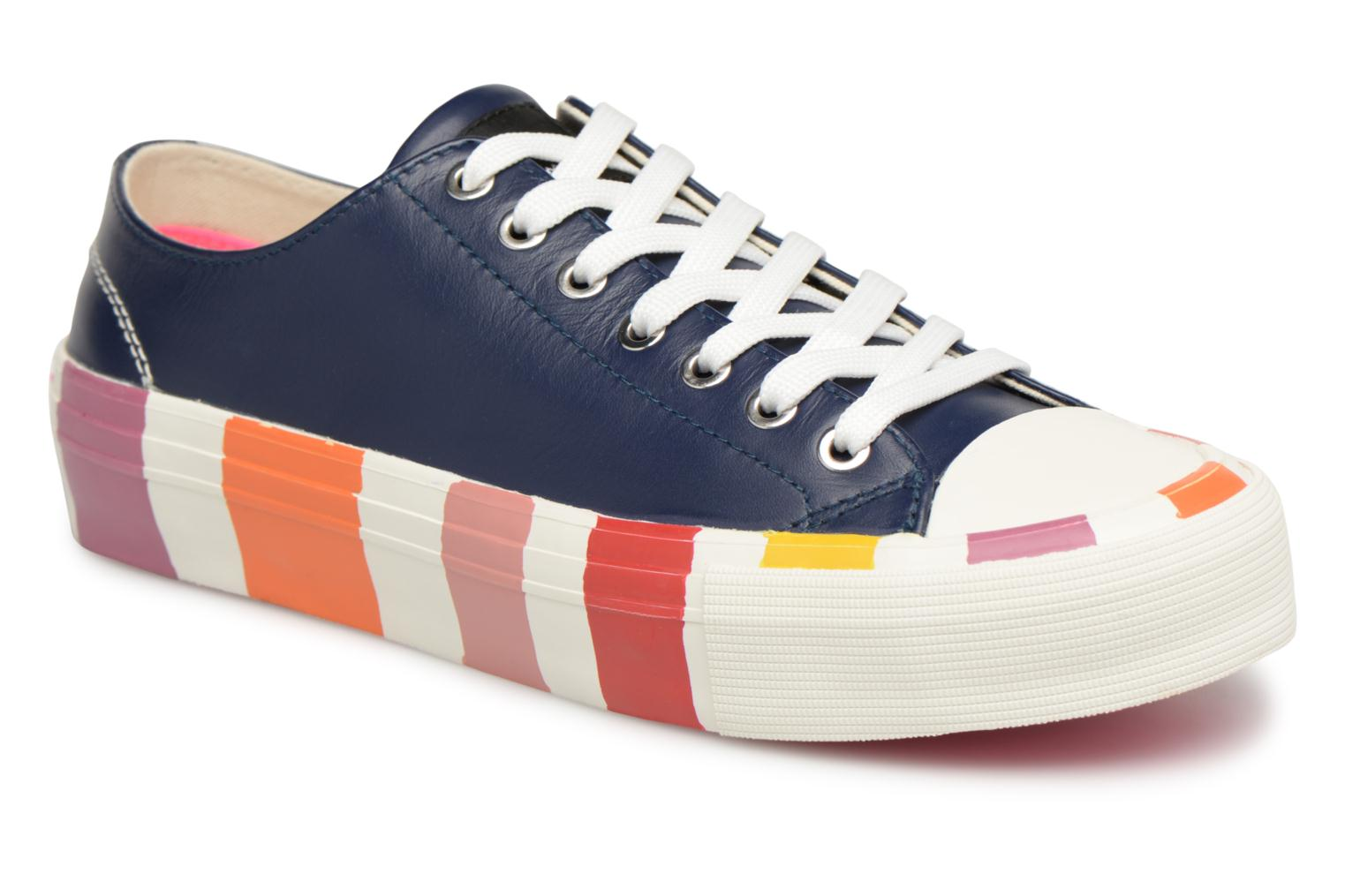 Paul Smith Nolan 2 (Bleu) - Baskets chez Sarenza (312389)