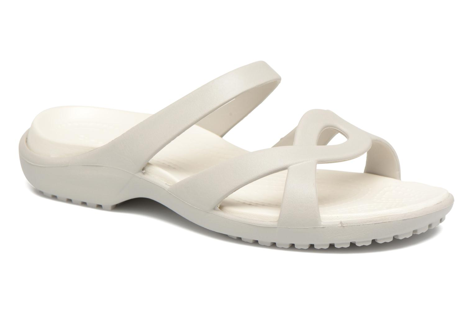 Meleen Twist Sandal W Pearl White/Oyster