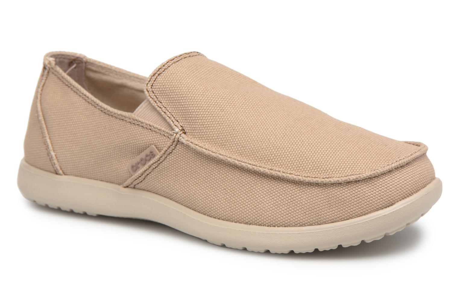 Santa Cruz Clean Cut Loafer - Slipper für Herren / beige Crocs