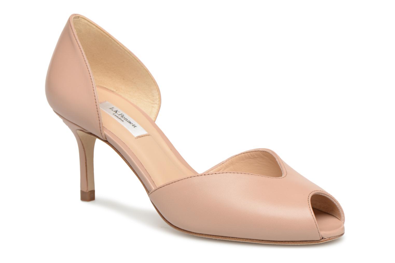 Zapatos promocionales L.K. Bennett Tatiana (Beige) - Zapatos de tacón   Los últimos zapatos de descuento para hombres y mujeres