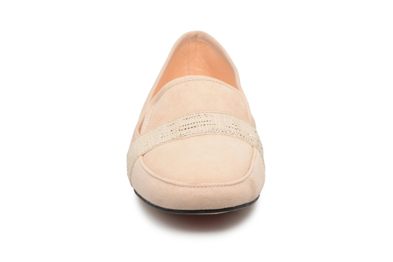 Mocassins Opéra national de Paris Otty 1404 Beige vue portées chaussures