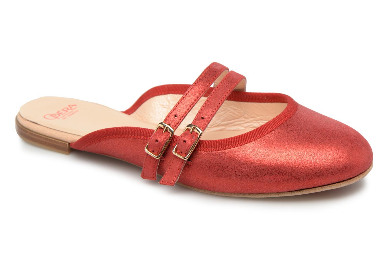 Grandes descuentos últimos zapatos Opéra national de Paris Enoly 1326 (Rojo) - Zuecos Descuento