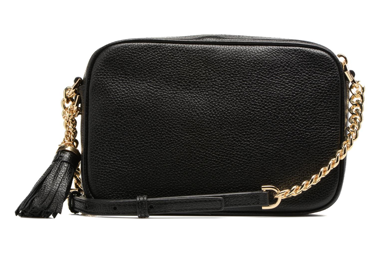 Bolsos de mano Michael Michael Kors Ginny MD Camera Bag Negro vista de frente