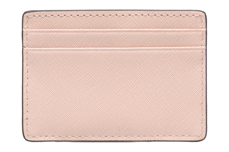 Money Pieces Card Holder 187 Soft Pink
