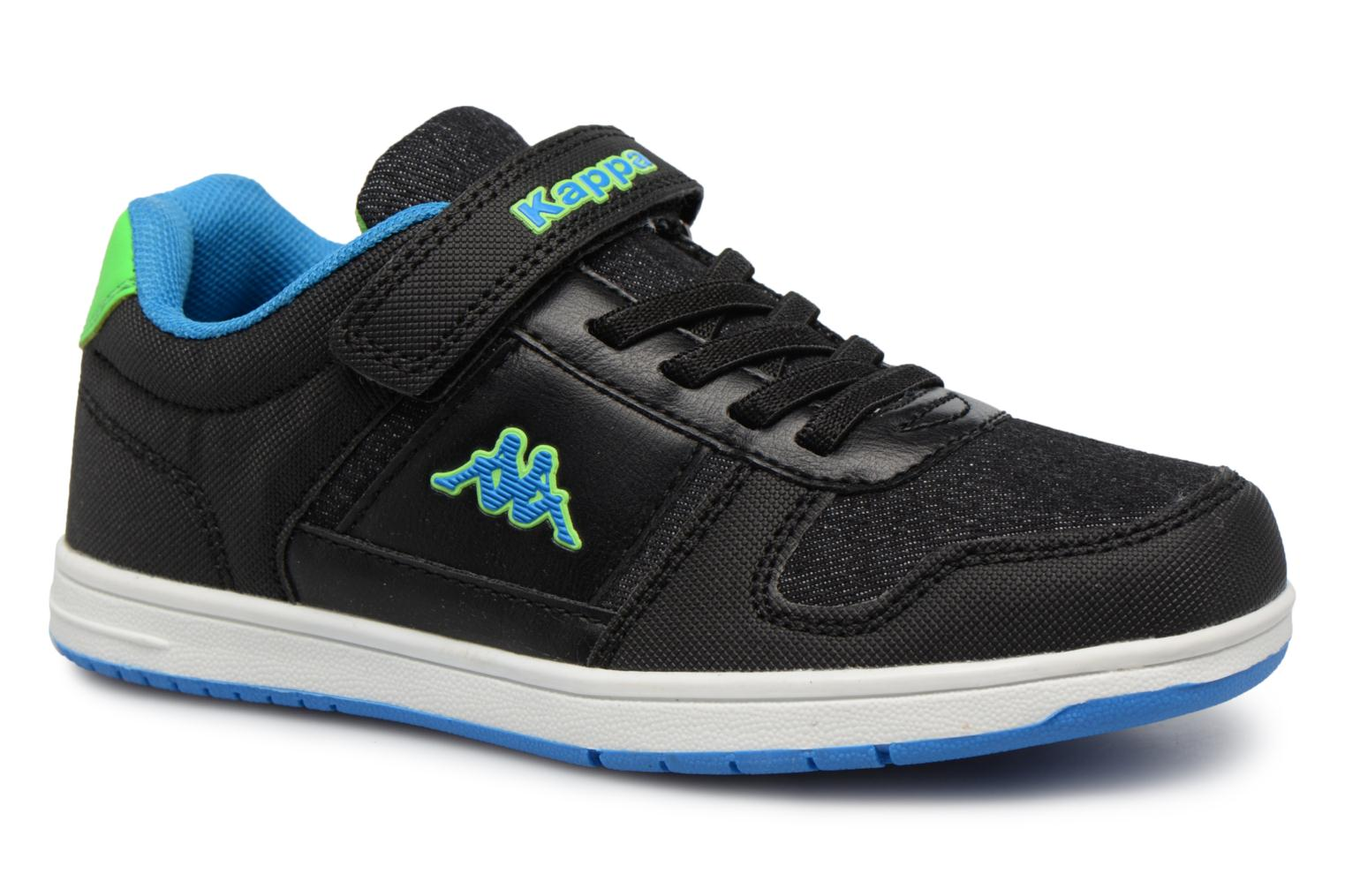 Draver Low Ev Black/blue
