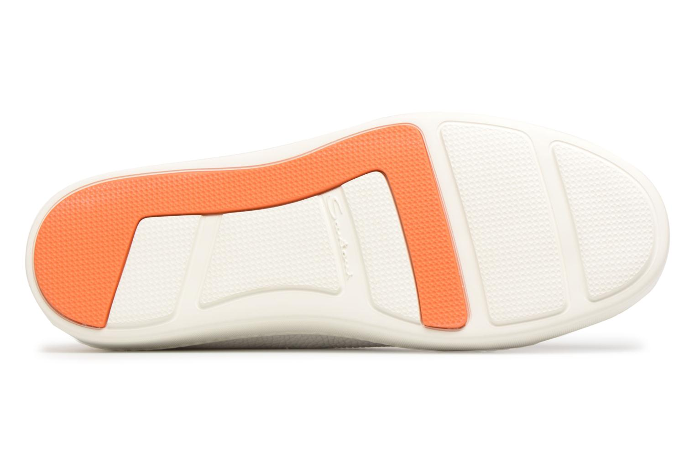 Sneakers Santoni Clean Icon Wit boven