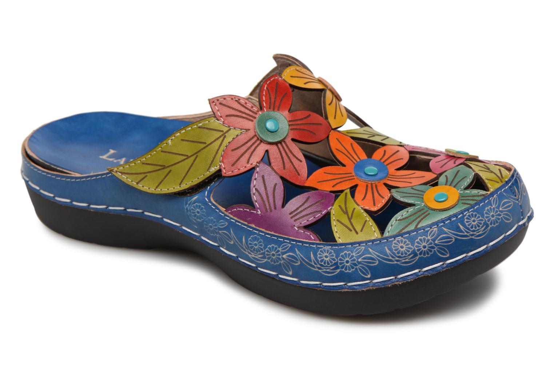 Zapatos promocionales Laura Vita Billy 52 (Azul) - Zuecos   Casual salvaje