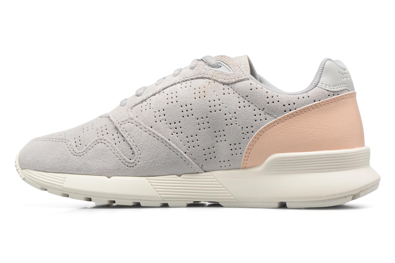 Sneakers Le Coq Sportif Omega X W Summer Flavor Beige immagine frontale