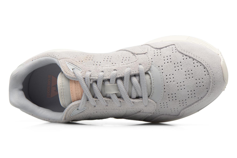 Sneakers Le Coq Sportif Omega X W Summer Flavor Beige immagine sinistra