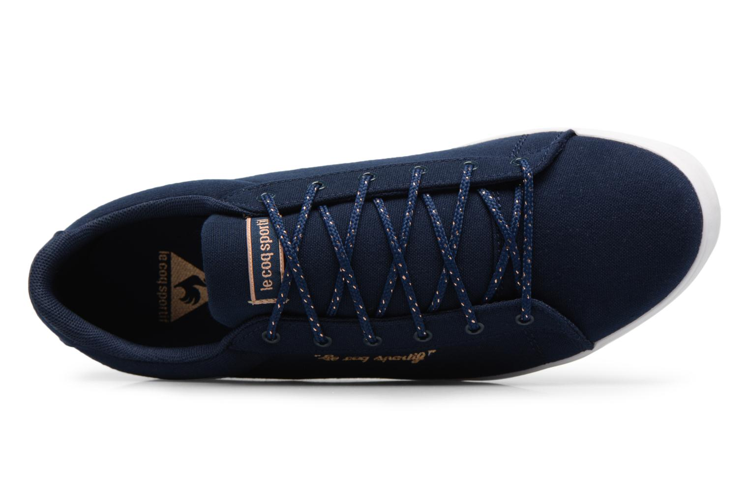 Sneakers Le Coq Sportif Aagate Lo Cvs/Metallic Blauw links