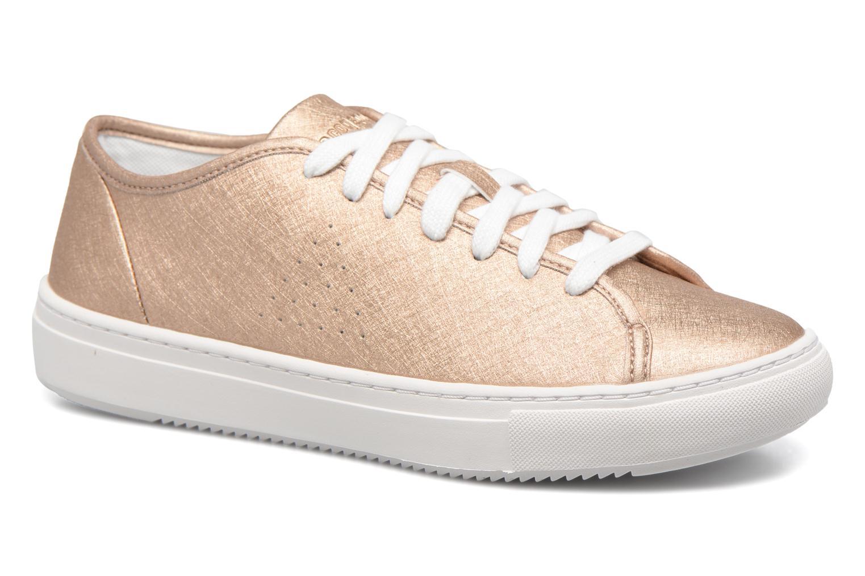 Zapatos promocionales Le Coq Sportif Jane Metallic (Oro y bronce) - Deportivas   Gran descuento