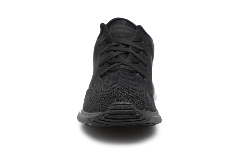 Baskets Le Coq Sportif Solas Sport Noir vue portées chaussures