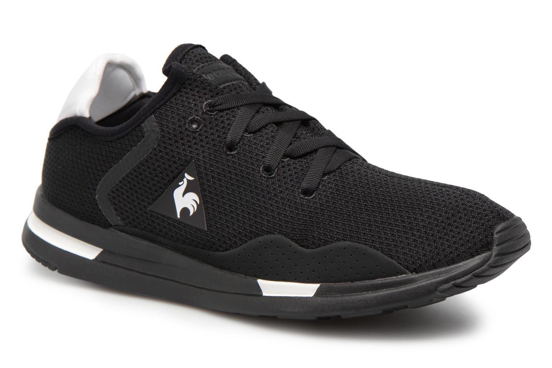Sneakers Le Coq Sportif Solas Sport Zwart detail