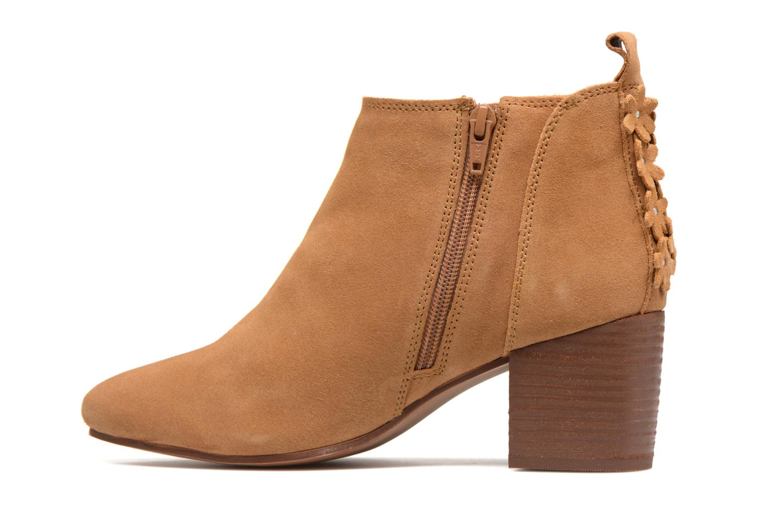Bottines et boots Esprit Candy Bootie Marron vue face