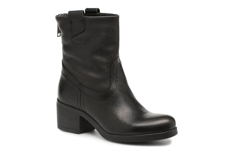 Zapatos casuales salvajes Bullboxer Maremma 2 (Negro) - Botas en Más cómodo