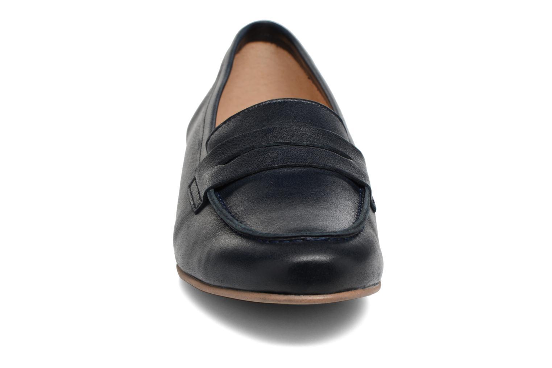 Mocassins Georgia Rose Alchi Bleu vue portées chaussures