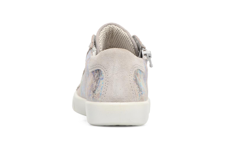 Sneakers Superfit Marley Zilver rechts