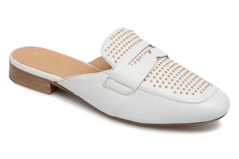 Zapatos promocionales Bronx BCERYLX 01 (Blanco) - Zuecos   Casual salvaje