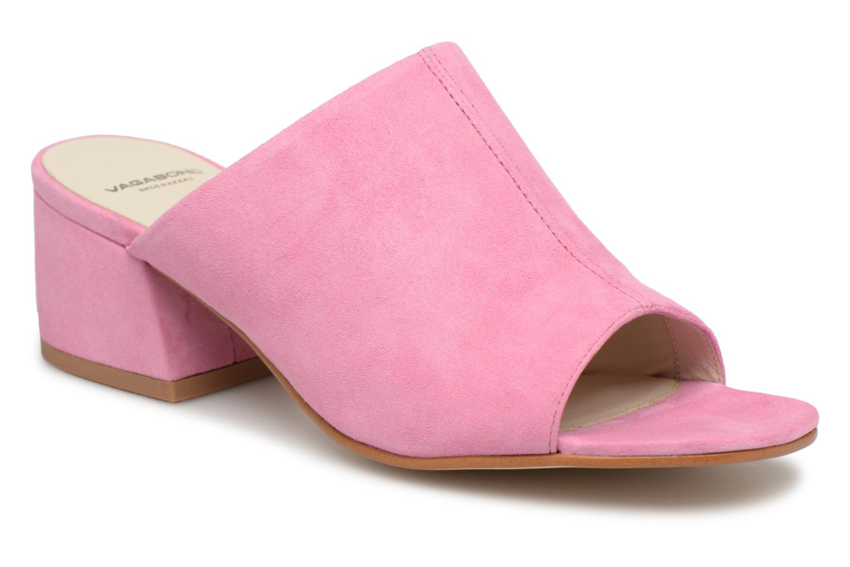 Nuevos zapatos para hombres y mujeres, descuento por tiempo limitado Vagabond Shoemakers Saide 2 (Rosa) - Zuecos en Más cómodo
