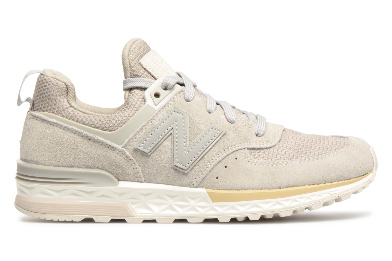 Sneakers New Balance KFL574 Grijs achterkant
