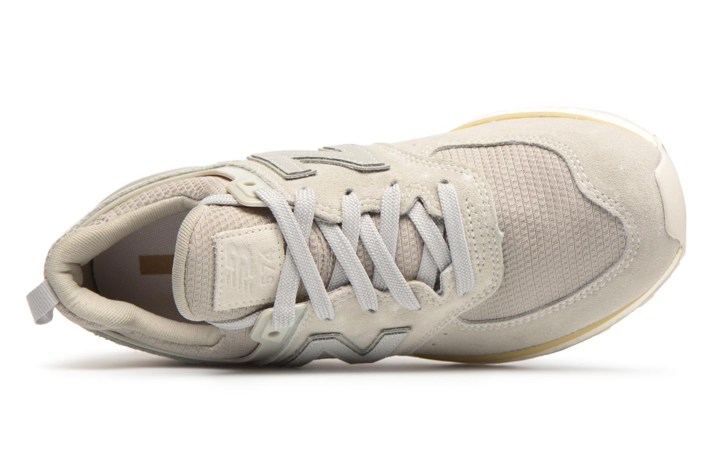 Sneakers New Balance KFL574 Grijs links