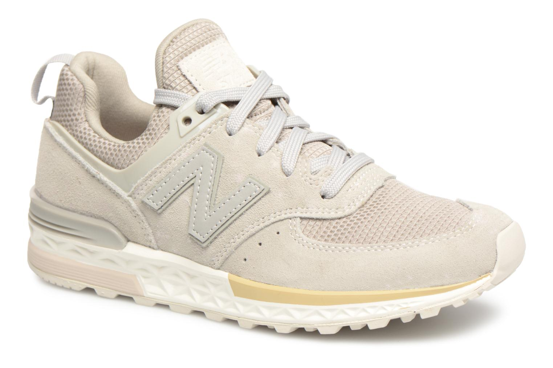 Sneakers New Balance KFL574 Grijs detail