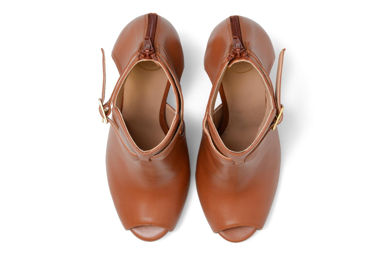 Bottines et boots Made by SARENZA Carioca Crew Boots #2 Marron vue portées chaussures