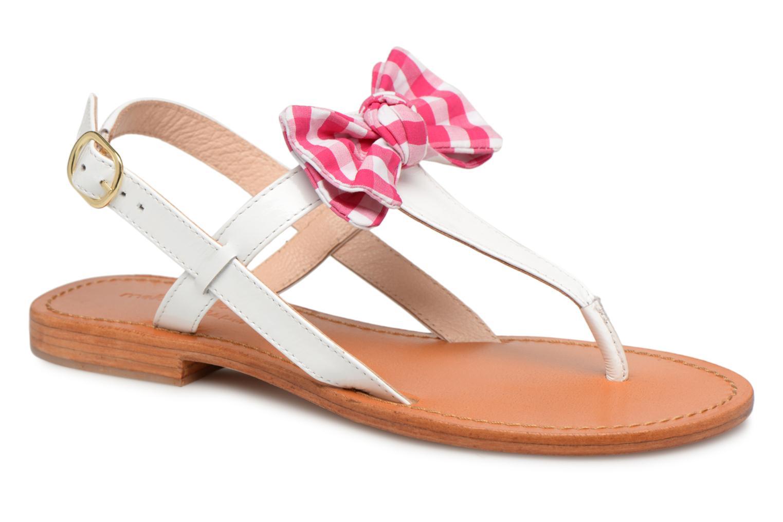 Zapatos promocionales Mellow Yellow Dallydolly (Blanco) - Sandalias   Descuento de la marca