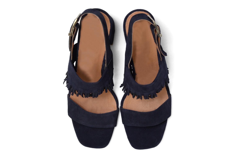 ff82ba25b60 Zapatos promocionales Made by SARENZA Bombay Babes Sandales à Talons  1 ( Azul) - Sandalias Descuento de la marca 770611 - rotoruanz.es