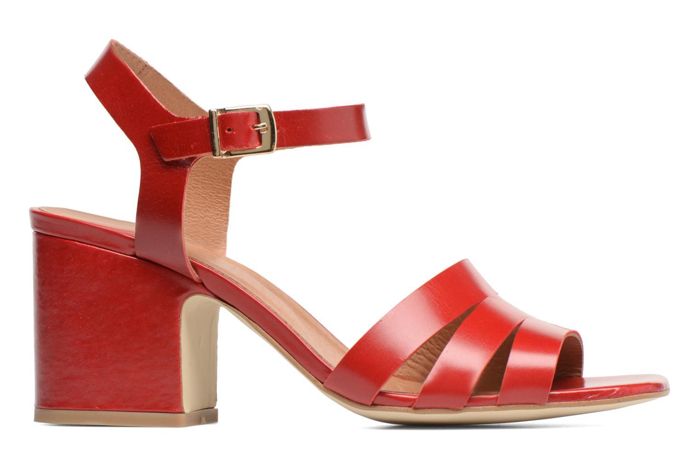 Grandes descuentos últimos zapatos Made by SARENZA 90's Girls Gang Sandales à Talons #6 (Rojo) - Sandalias Descuento