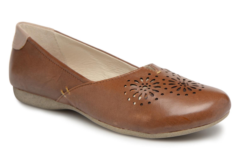 Grandes descuentos últimos zapatos Josef Seibel Fiona 45 (Marrón) - Mocasines Descuento