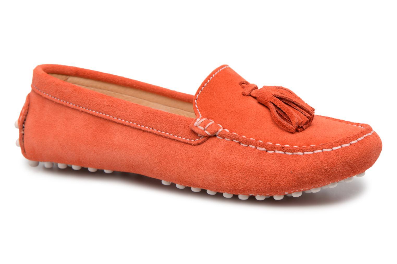 Zapatos promocionales Georgia Rose Stalimou (Naranja) - Mocasines   Descuento de la marca