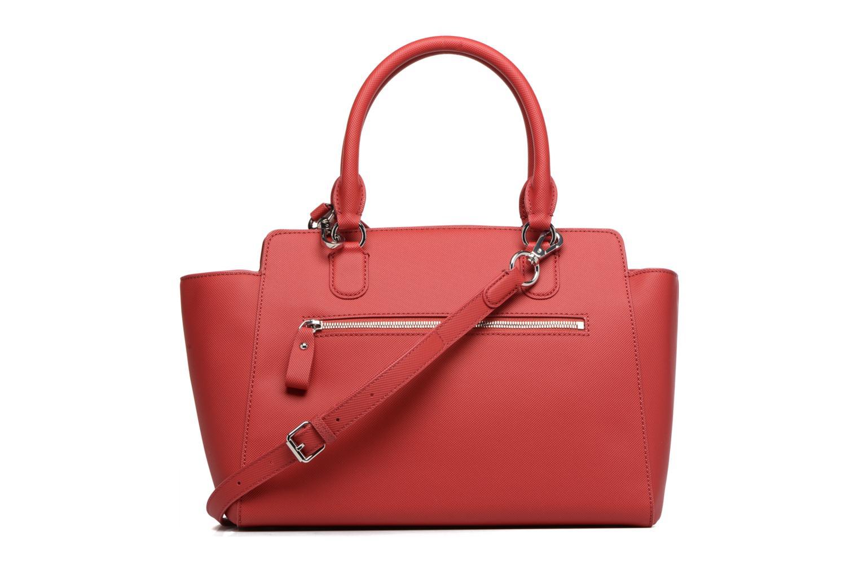 Sacs à main Lacoste SHOPPING BAG Rouge vue face
