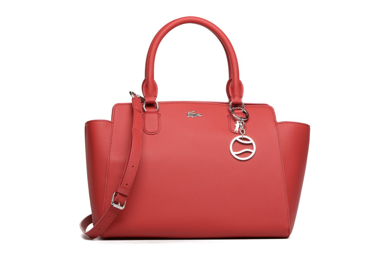 Sacs à main Lacoste SHOPPING BAG Rouge vue détail/paire