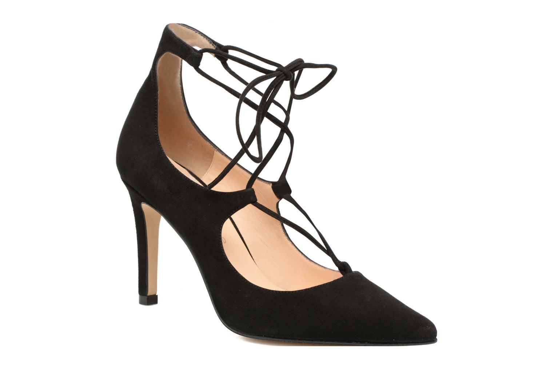 Zapatos promocionales Georgia Rose Elina (Negro) - Zapatos de tacón   Zapatos de mujer baratos zapatos de mujer