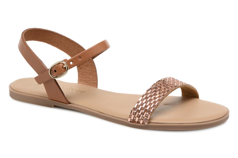 Los últimos zapatos de descuento para hombres y mujeres Georgia Rose Dosvaro (Rosa) - Sandalias en Más cómodo