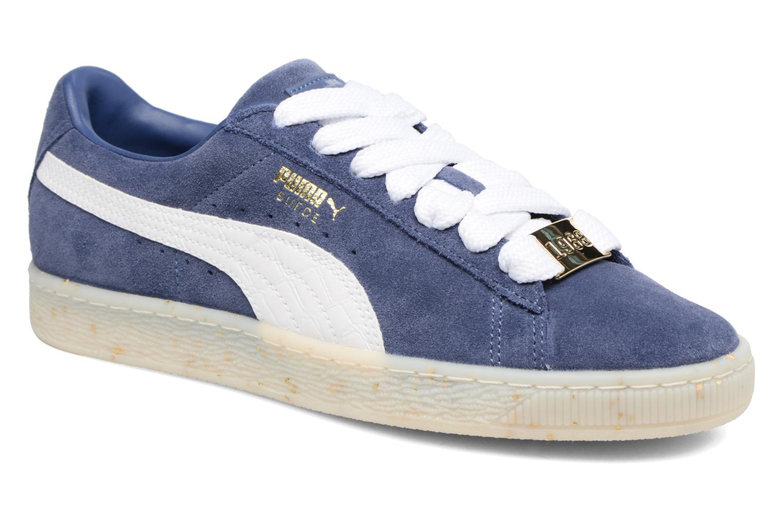 Grandes descuentos últimos zapatos Puma Suede Classic BBoy Fab Descuento Wn's (Azul) - Deportivas Descuento Fab 019f99
