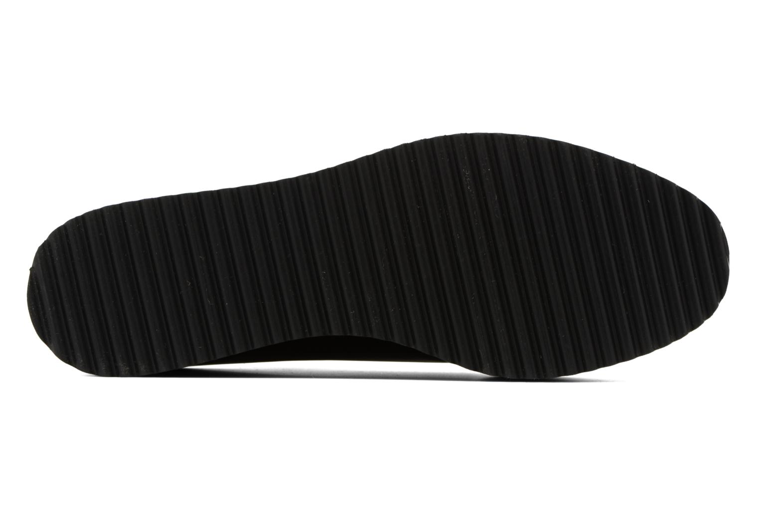 Lace-up shoes Clergerie LOMIA Black view from above