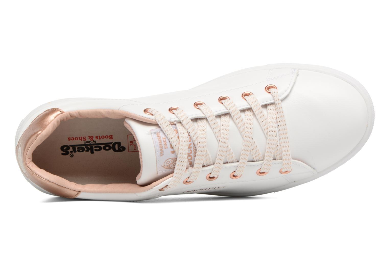 Grandes descuentos últimos zapatos Dockers Pana (Rosa) - Deportivas Descuento