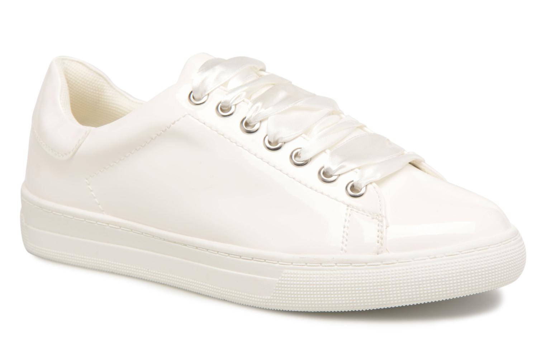 I Love Shoes MCSATIN (Blanc) - Baskets chez Sarenza (314754)
